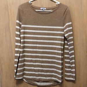 Old navy striped long sleeve | size M